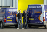 The Calidad Team - Kitchen Installers